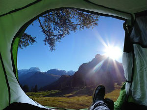 Notre camping à la ferme à Vaïssac